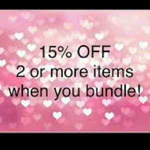 Other - Bundle and save!!!👚👕👖👔👗👠👢👡